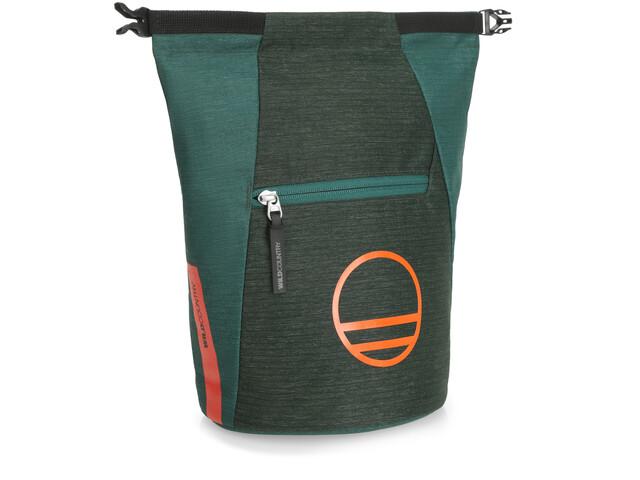 Wild Country Spotter Boulder Bag, zwart/petrol
